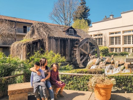 Family Friendly Weekend at Embassy Suites Napa Valley