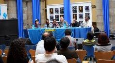 """Imáxenes Arribada 2008: Presentación de l'antoloxía """"Asturies cuenta... (... y naide nun escucha"""" (18-09-08)"""