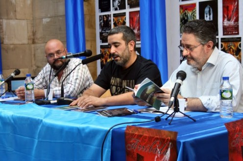 Aberto Álvarez Peña, Xosepe Vega, Humberto Gonzali
