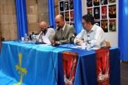 Alberto Álvarez Peña, Nicolás Bartolomé Pérez, Humberto Gonzali