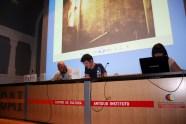 ARRIBADA 2009. Día 26 de setiembre. Presentación del llibru de Javier Bejarano 'La soledad del corredor de fondo'
