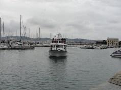 ARRIBADA 2009. Día 19 de setiembre. Imáxenes del viaxe nel barcu 'Cimavilla I' (2)