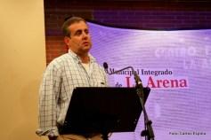 Intervención de José Antonio Vinagre