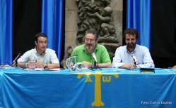 Xuan Pandiella, Humberto Gonzali ya Inaciu Iglesias