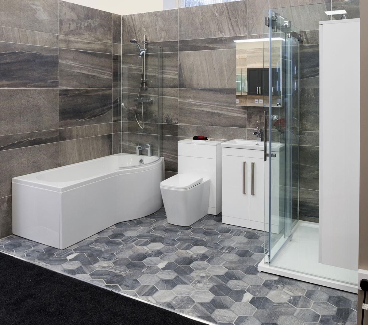 desain kamar mandi modern - Arriba Design