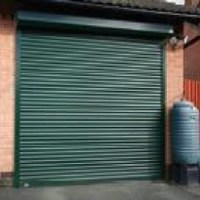 Aluroll Compact Automatic Insulated Roller Door