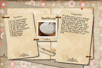 Recipe Card Ranch Dressing