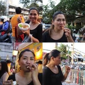 Nothing beats street foods!!!