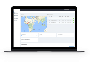 Arrive Managed Services Dashboard