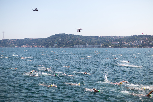 Bosphorus Cross-Continental Swimming Race