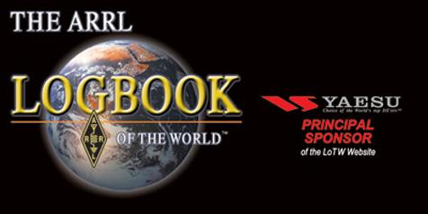 Arrl's Logbook Of The World Reaches New Milestones