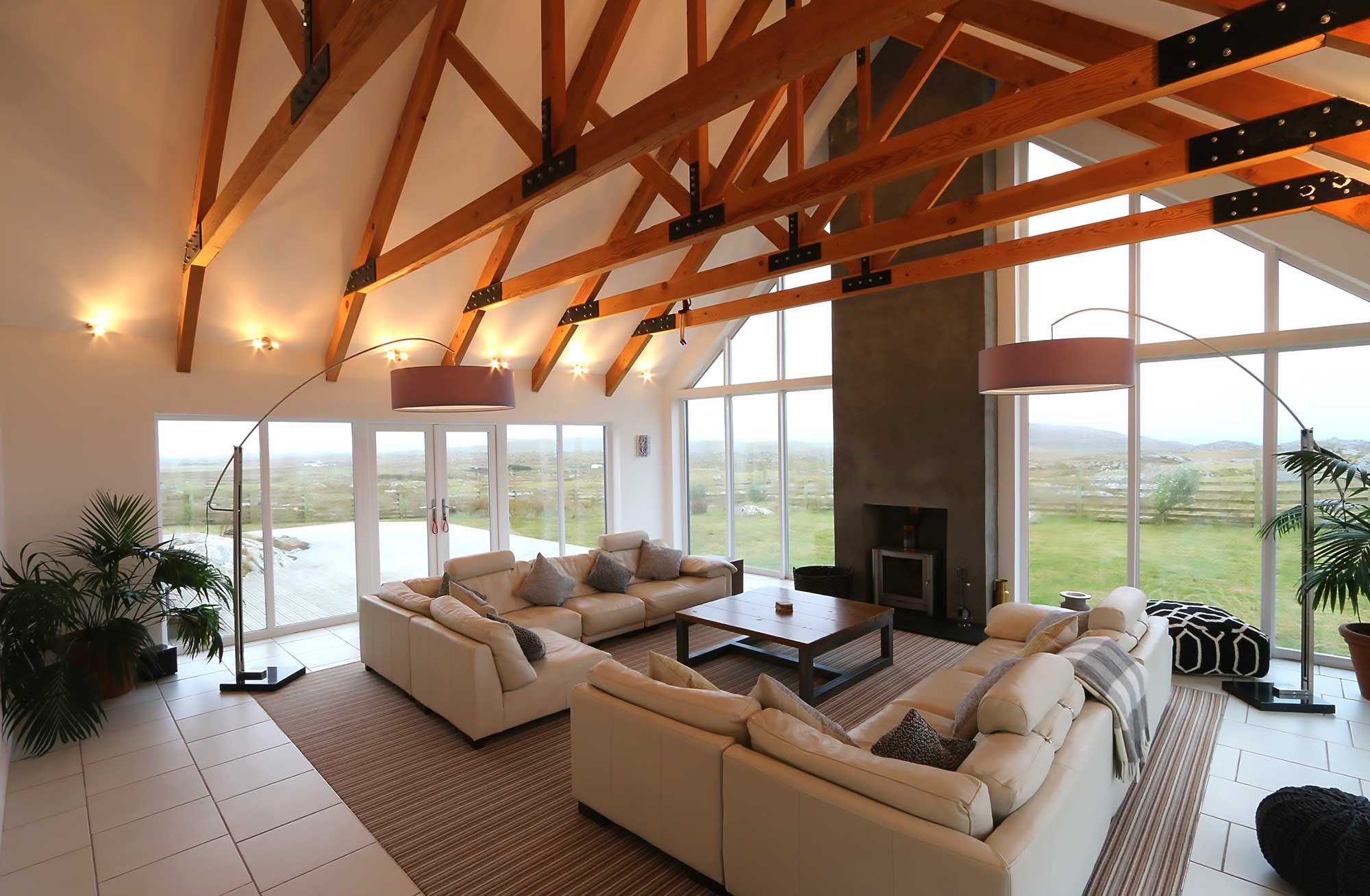 Lounge  Arrol House