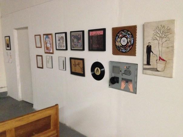 L.A. RECORD art