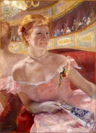 1280px-Mary_Stevenson_Cassatt,_American_-_Woman_with_a_Pearl_Necklace_in_a_Loge_-_Google_Art_Project