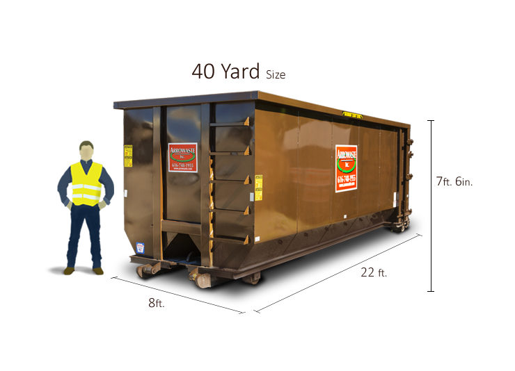 local dumpster rental 40
