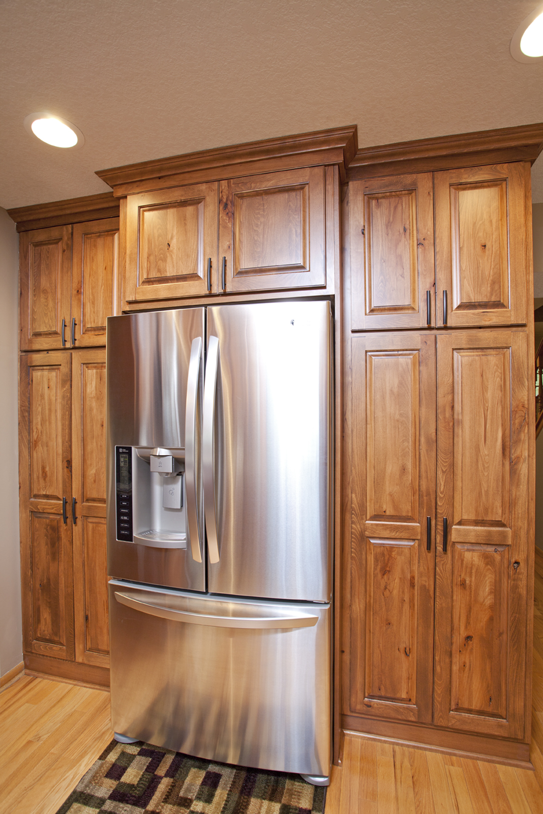 Woodbury Kitchen 2  Arrow Cabinet Gallery