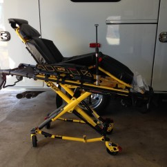 Stryker Stair Chair Manual Low Back Chairs For Concerts Arrow Manufacturing Inventory Ambulance Chassis Parts