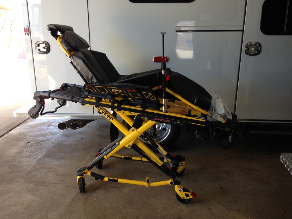 Stryker Stair Chair Arrow Manufacturing Inventory Ambulance Chassis Parts
