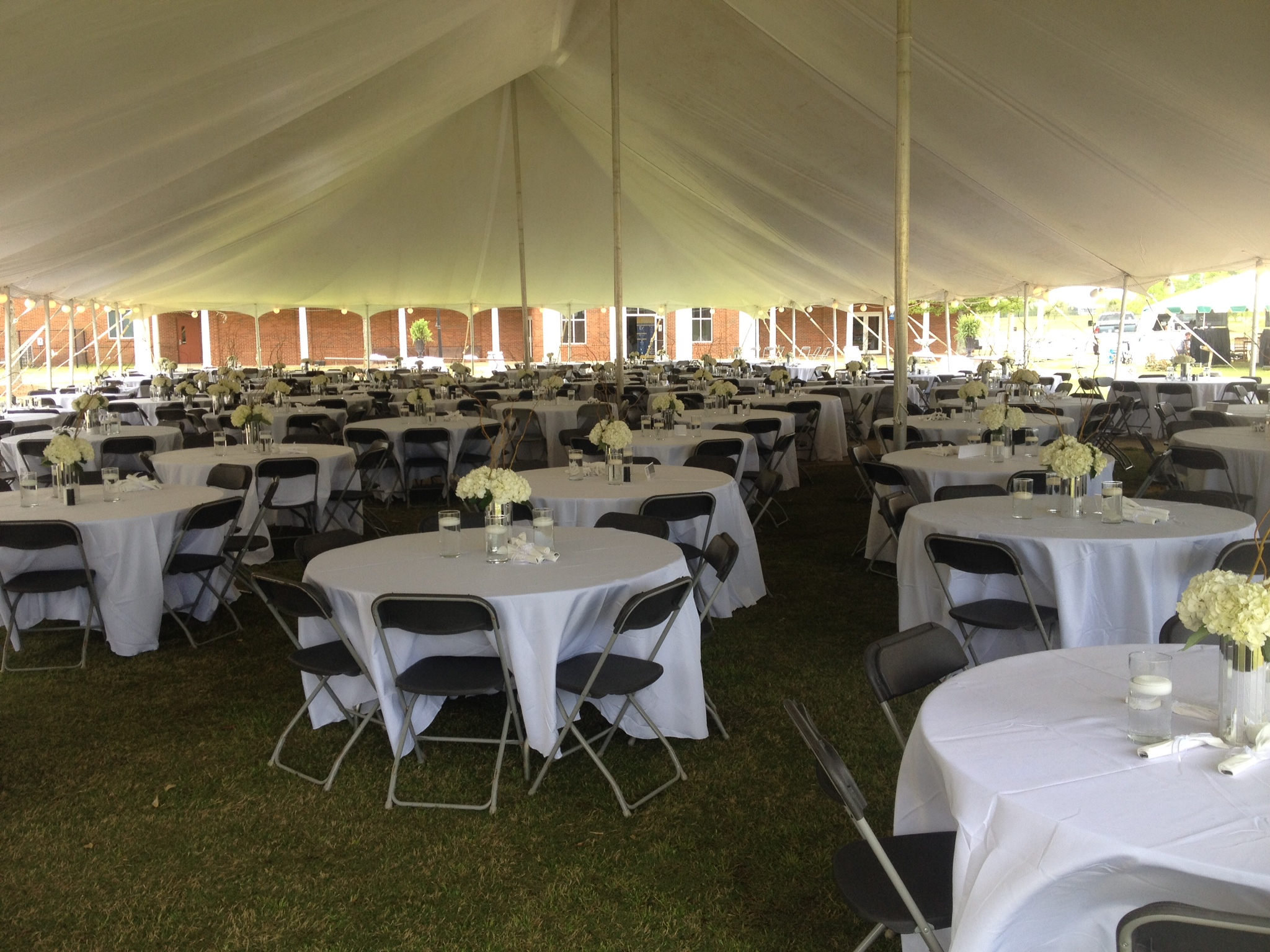 chair cover rentals montgomery al seating area with 4 chairs event arrow rents also check our tent planning guide to start your outdoor