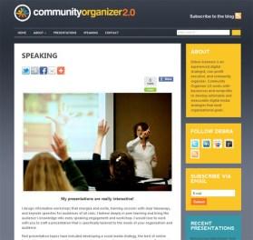 http://www.communityorganizer20.com/