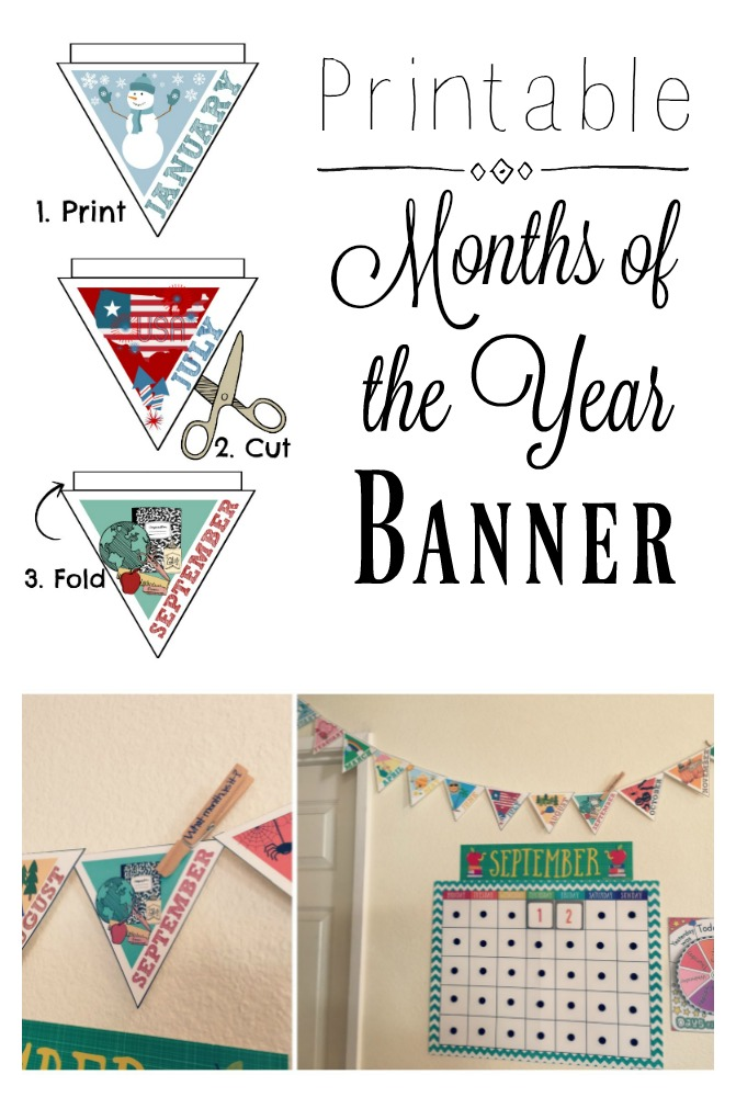 This is a photo of Printable Months of the Year regarding white