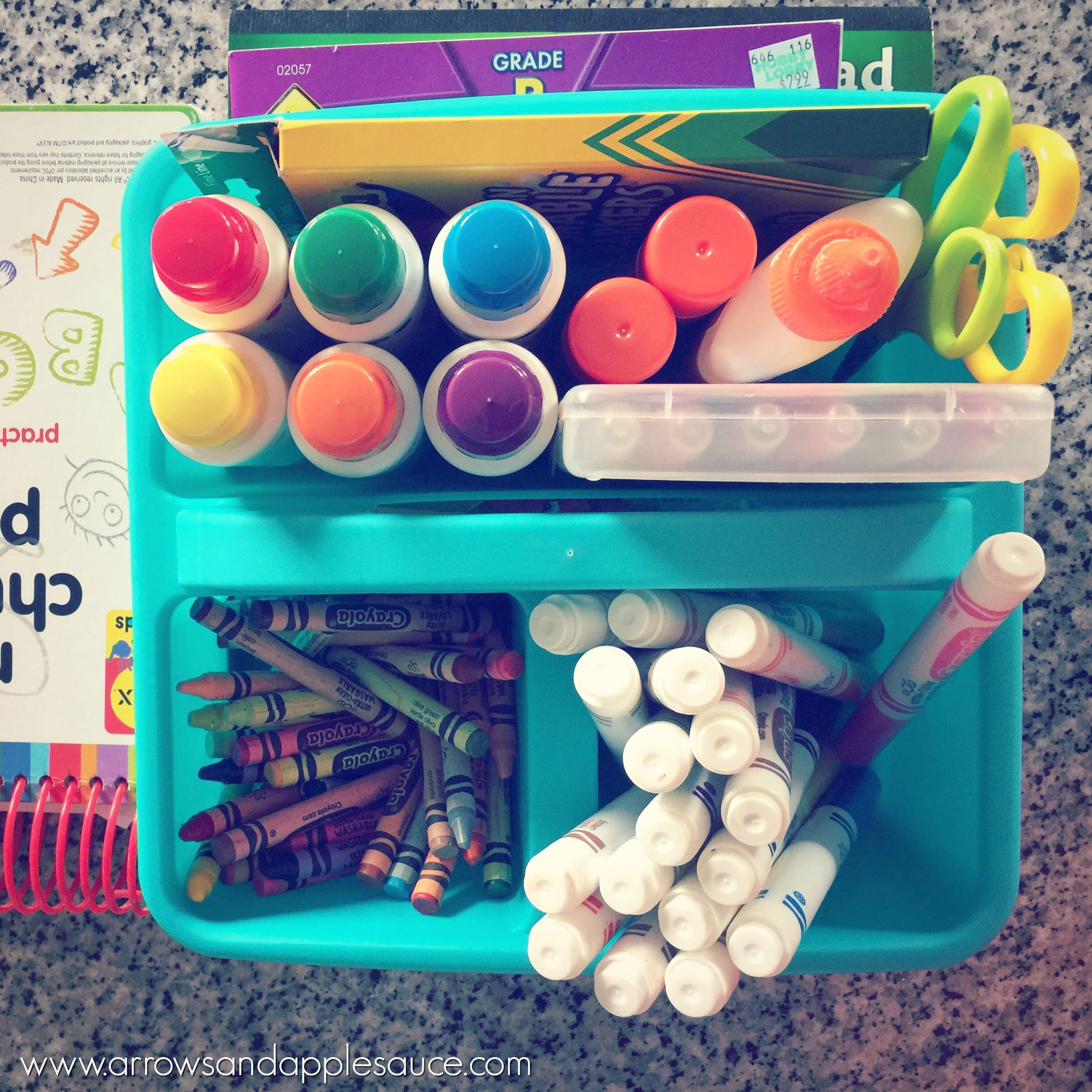 Our Favorite Homeschool Tools For Preschool - Arrows & Applesauce
