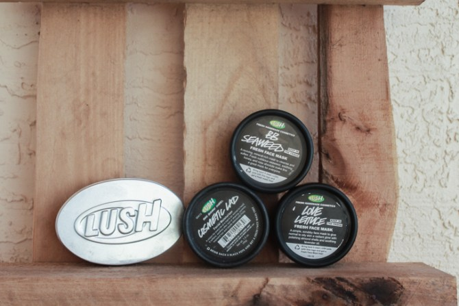 Lush USA Face Masks| arrowsandawe.com