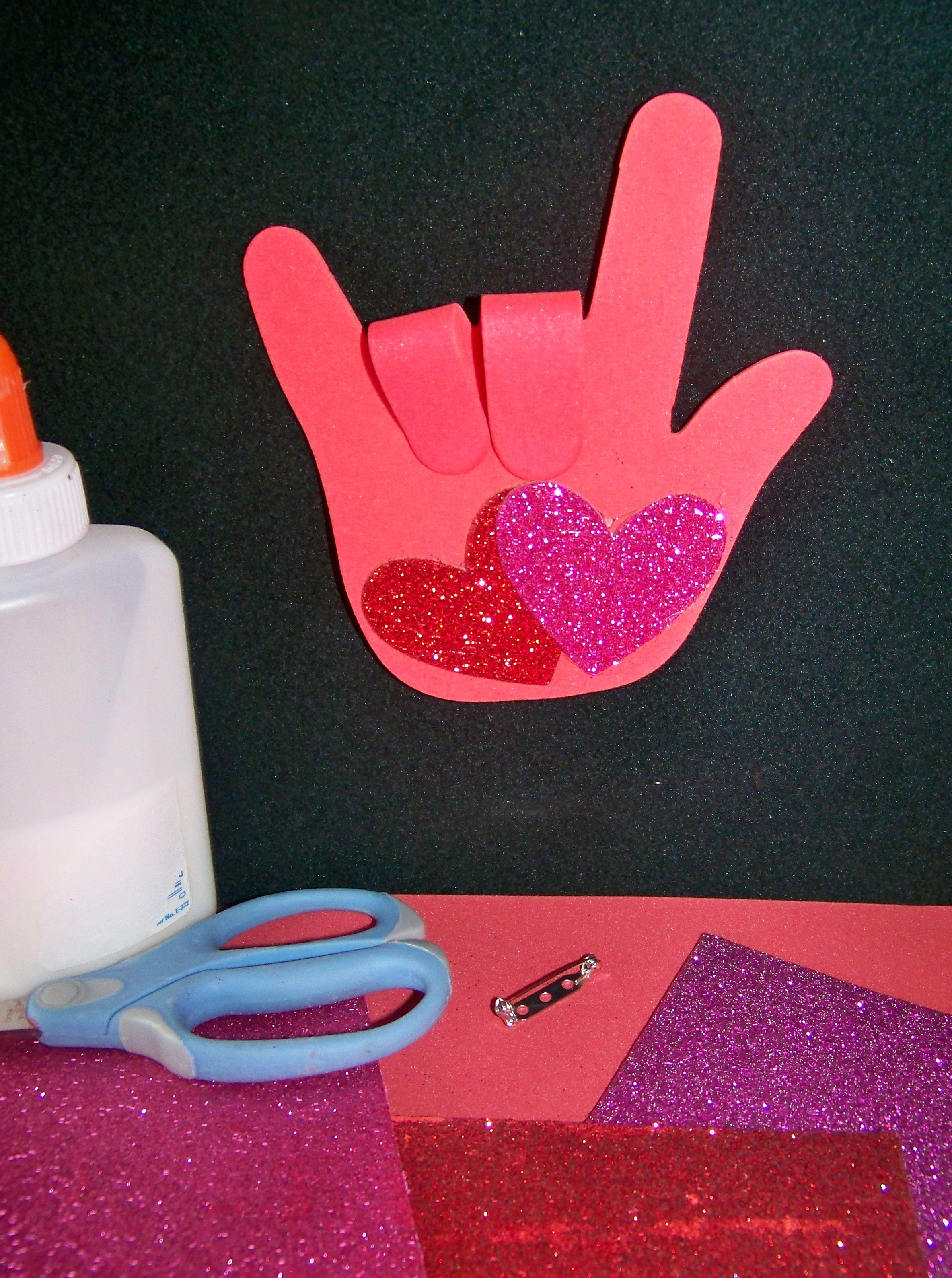 Preschool Crafts For Kids Mother S Day Valentine S Day