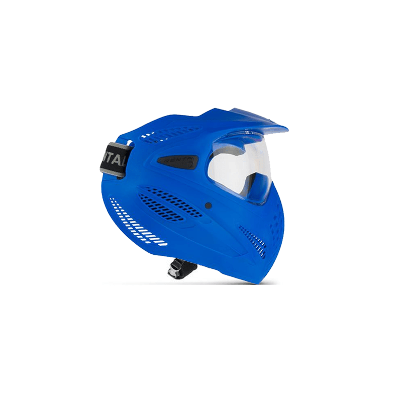 DYE/Arrowsoft anti-fogging mask (blue)