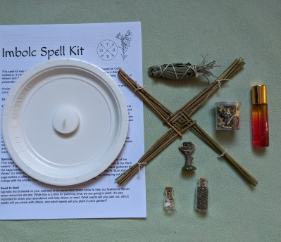 Imbolc Spell Kit