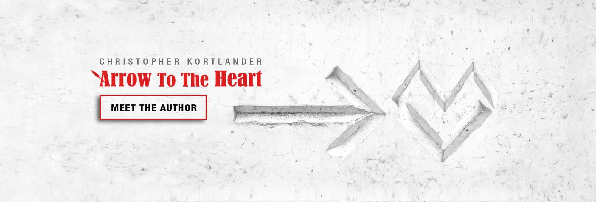 Arrow to the Heart - Meet Author