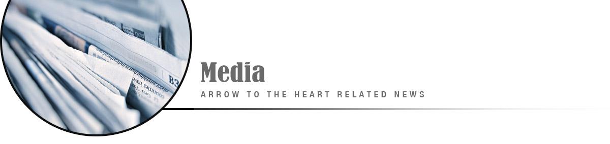 Media & News Surrounding Arrow to the Heart
