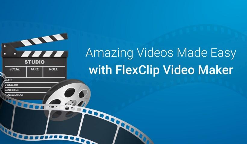 FlexClip online free video maker