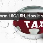 save tds using form 15g-15h