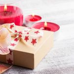 candles craft gift box