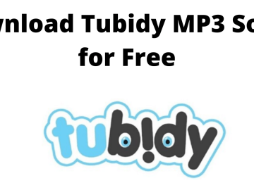 download Tubidy MP3 songs for free