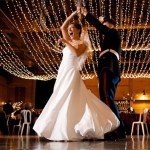 Interactive first dance