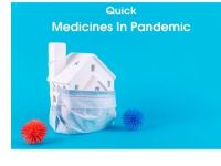 Quick Medicines In Pandemic