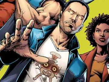 Harbinger Comic Book Movie