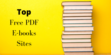 Top 22 Free PDF E-books Sites (Download without Registration)