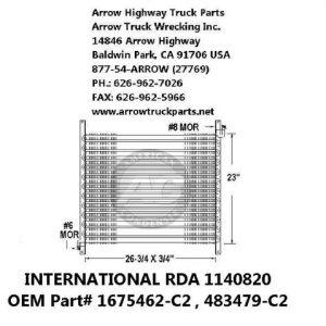 International Truck Parts, International Navistar Truck