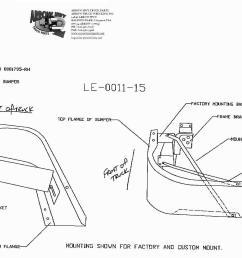 volvo vnl 660 wiring diagram wiring library bumpermaker volvo vnl 1998 to 2003 vnl610 vnl660 [ 1928 x 1186 Pixel ]