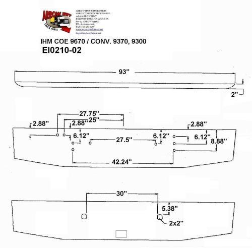 small resolution of 1984 international s1900 truck wiring diagram wiring diagrams 2600 international at international 2574 wiring diagram