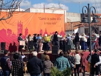 Festival de folklore coles con buche