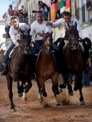 Día de la Luz, caballos12
