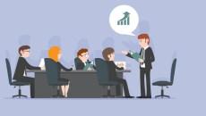 Reunión de empresarios de Arroyomolinos
