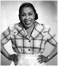 Lillian Randolph, voice actress for Mammy Two Shoes (1952)