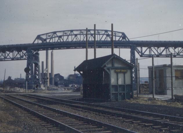 PENNY BRIDGE STATION