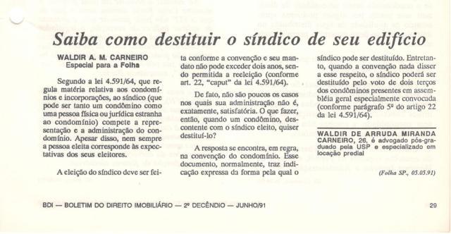 (1991-06-11)_SaibaComoDestituiroSíndico