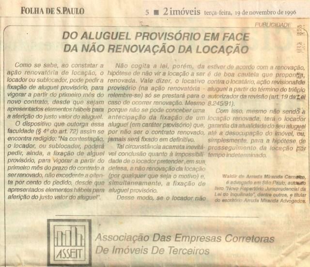 (1996-11-19)_DoAluguelProvNãoRenovLocacao